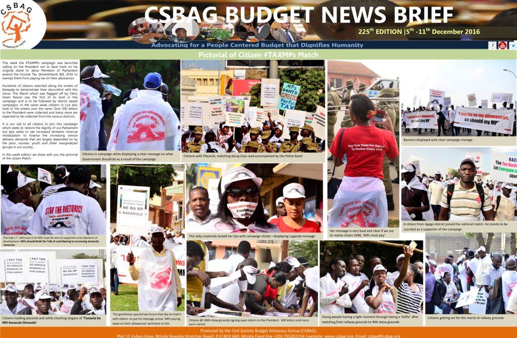 thumbnail of CSBAG BUDGET NEWS 225th Edition