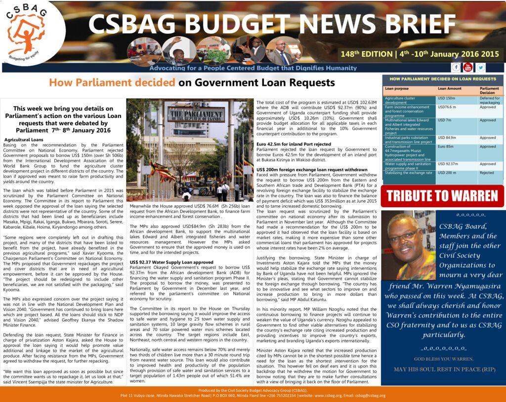 thumbnail of CSBAG BUDGET NEWS.148.10-1-2016