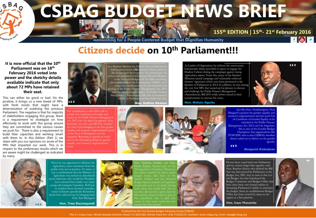 thumbnail of CSBAG BUDGET NEWS.155-21-feb-2020