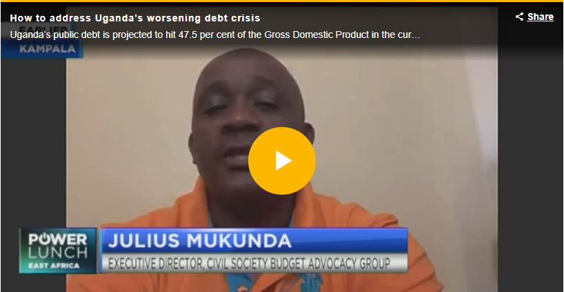 How to address Uganda's worsening debt crisis