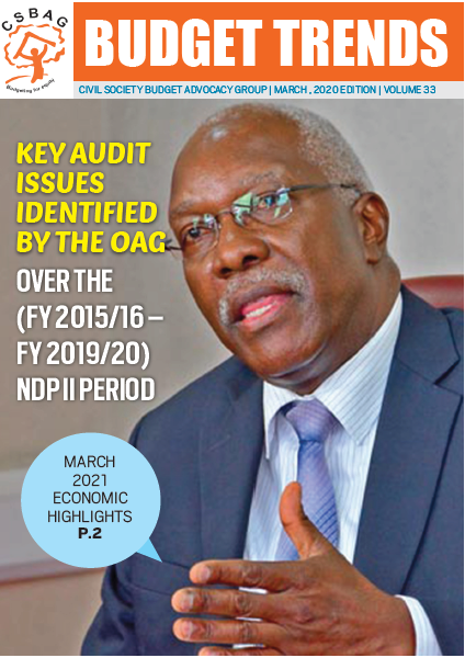 Budget Trends Magazine, March 2021