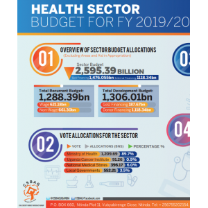 Health Sector Budget FY 2019/20
