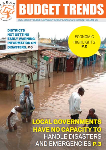 Budget Trends Magazine, June 2020