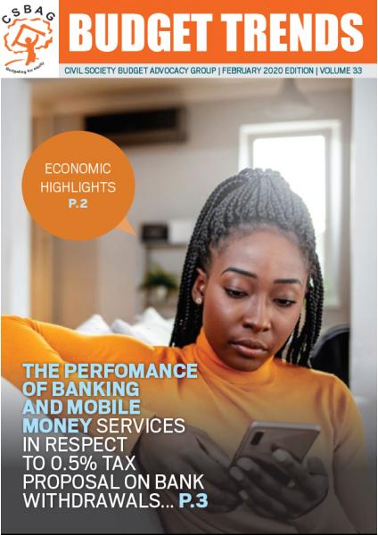Budget Trends Magazine, February 2021
