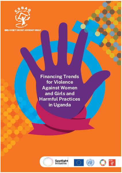 Financing Trends for Violence Against Women and Girls and Harmful Practices in Uganda