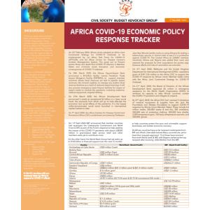 Economic Policy Response Tracker Vol. 3