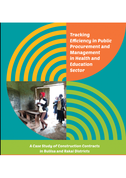 Tracking Efficiency in Public Procurement and Management in Health and Education Sector